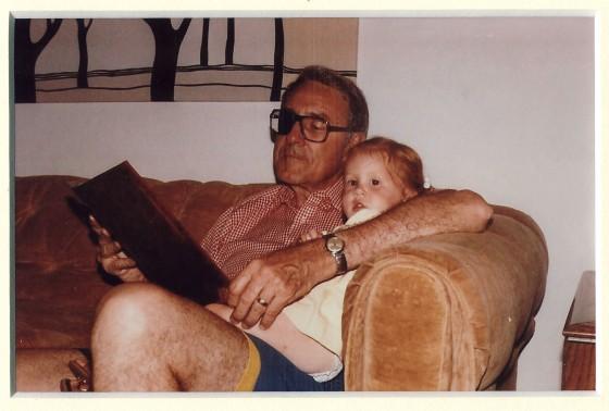 Grandpa and Anna