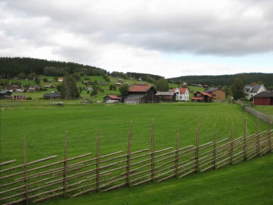 Klovsjo landscape